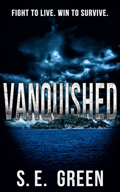 Vanquished-800 Cover reveal and Promotional