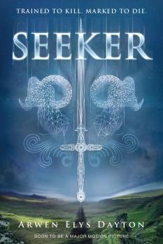 Seeker Paperback Cover