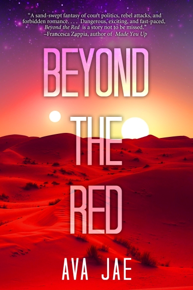 Beyond the Red_cover