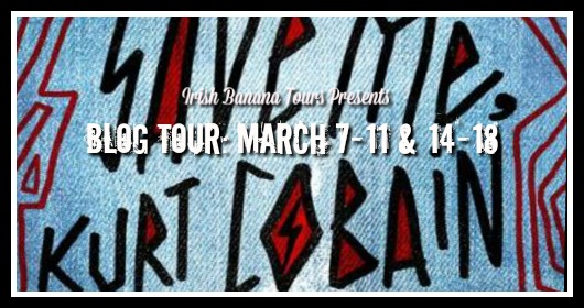 Save Me Kurt Cobain Tour Banner