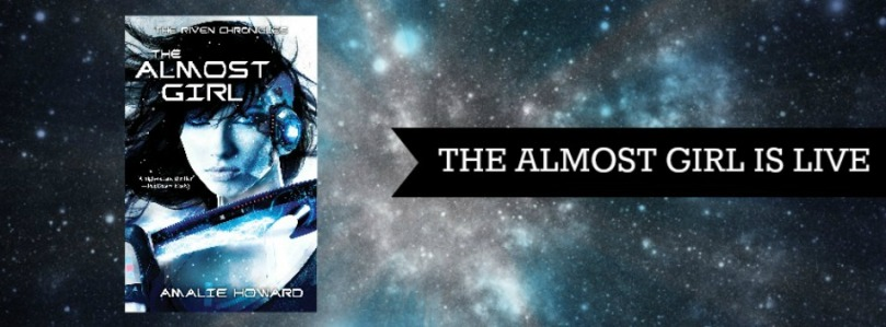 The almost girl is live