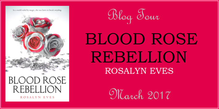 Blood Rose Rebellion Banner