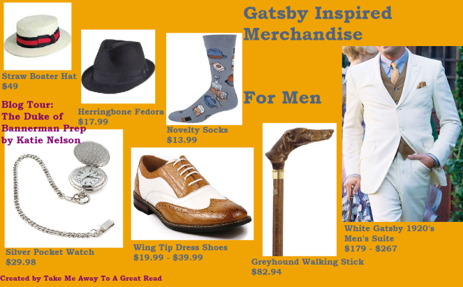 Gatsby for men