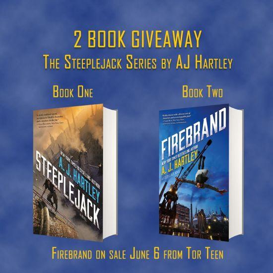 Steeplejack series giveaway.jpg