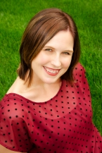 Marissa Meyer (c) Julia Scott close-up