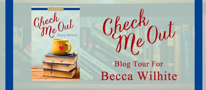 Check Me Out Official Blog Tour Image