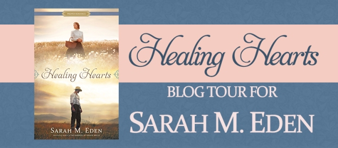 healing hearts blog tour image